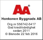 honko-badge